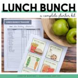 Lunch Bunch Invitations | Editable Lunch Invitations | Cha