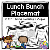 Lunch Bunch Placemat