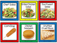 Lunch Choice Cards {Editable}
