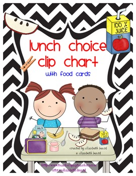 Lunch Choice Clip Chart