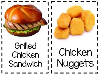 Lunch Choices and Hall Passes