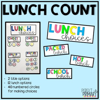Lunch Count- Brights