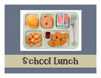 Lunch Count Display