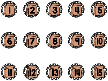 Lunch Count Display **editable**