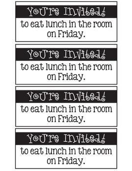 Lunch Invite