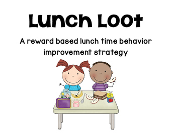 Lunch Loot: A Reward Based Lunch Room Behavior Improvement Strategy