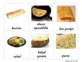 Lunch Menu Display