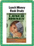 Lunch Money Book Study