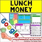Lunch Money Journeys 5th Grade Unit 4 Google Drive Resource