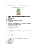 Lunch Money by Andrew Clements book test and answer key
