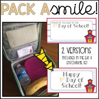 Lunchbox Notes Bundle {Vol. 1}