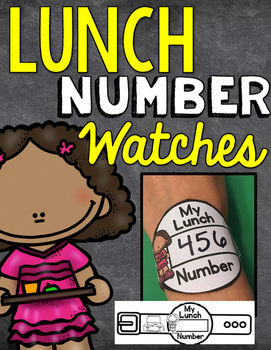 Lunch Number Watches