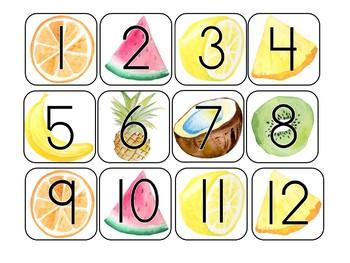 Editable Numbers