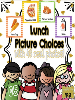 Lunch Picture Choices