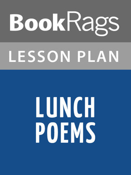 Lunch Poems Lesson Plans