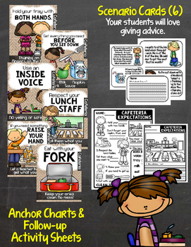 Back to School Lunch Rules Prodecures