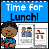 Lunch Rules and Routines (Cafeteria Rules)