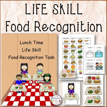 LIFE SKILL Food Recognition