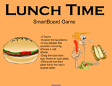 Lunch Time SmartBoard Review Game