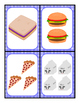 Lunch Time - a math and literacy pack