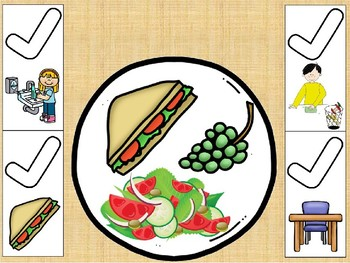 Lunch placemats