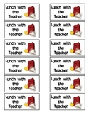 Lunch with the Teacher Coupon