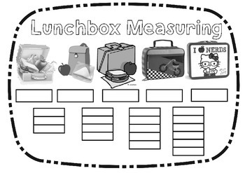 Lunchbox Measuring - Addition