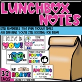 Lunchbox Notes FREEBIE