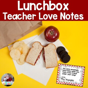 Lunchbox Notes for Teachers