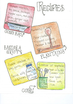 Lunchboxes - Picture Book Diversity / ESL and FREE teachers guide!