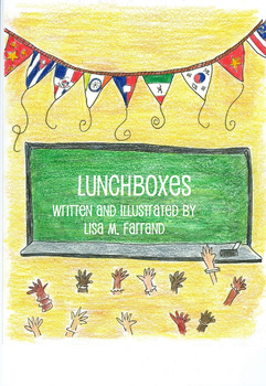 Lunchboxes - Picture Book Diversity / ESL and FREE teacher