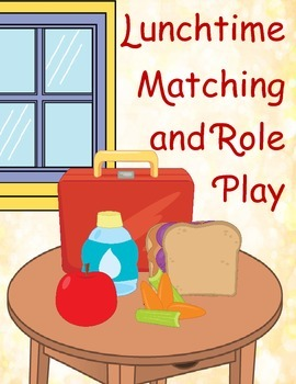 Lunchtime Matching and Role Play