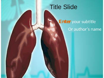 Lungs PPT Template