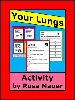 Breathe In, Breathe Out: Learning About Your Lungs