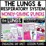 Lungs and Respiratory System Bundle