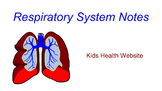 Lungs and the Respiratory System Article