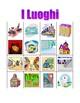 Luoghi (Places in Italian) Bingo game
