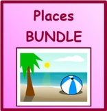 Luoghi (Places in Italian) Bundle