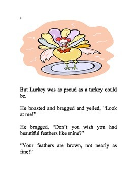Lurkey The Proud Turkey