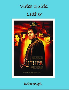 Luther (2004) Movie Video Guide (Protestant Reformation)