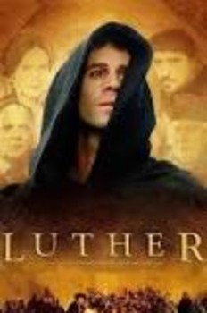 Luther Docudrama Video Notes Questions Only