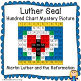 Luther Seal Hundred Chart Mystery Picture (Lutheran, Protestant Reformation)