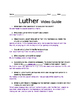 Luther Video Guide