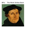 Martin Luther and the Protestant Reformation (Reading & Activity)