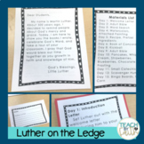 Luther on the Ledge: 20 Activities for the Reformation