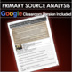 Luther's 95 Theses Primary Source Worksheet (Renaissance Reformation)