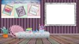 Luxury Virtual Classroom Background