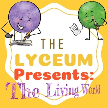 Lyceum Presents: Mammals Inquiry (30 handouts with 3 random mammals to research)