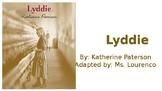 Lyddie Adapted Book