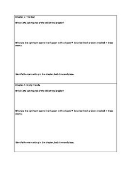Lyddie - Complete student literature guide